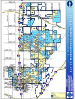 Active Homeowners Associations Map